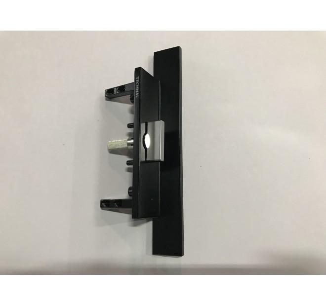 TGY3717N Poignée tirage à manoeuvre noire baie coulissante soléal GY Technal pièce détachée