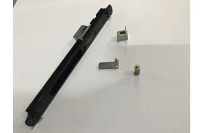 T3060N Fermeture simple coquille noire baie coulissante topaze GB Technal pièce détachée