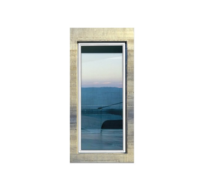 Fenêtre alu soléal apparent de Technal