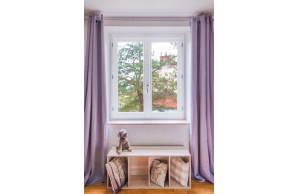 Fenêtre en PVC PREFAL Équilibre 74