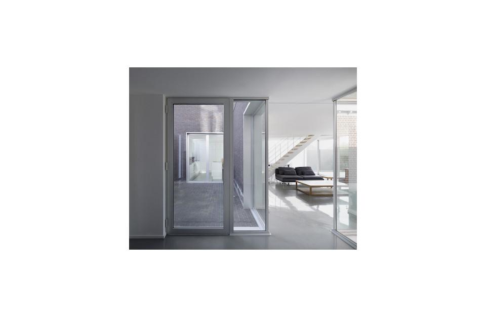 Fenêtre alu soleal minimal de Technal