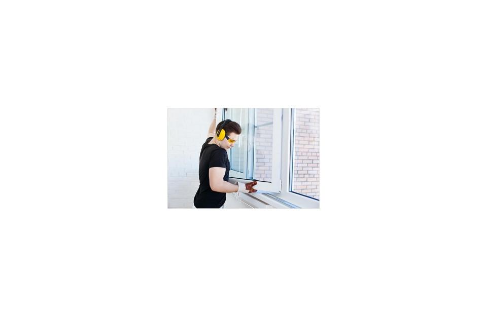 Réparation de fenêtre coulissante