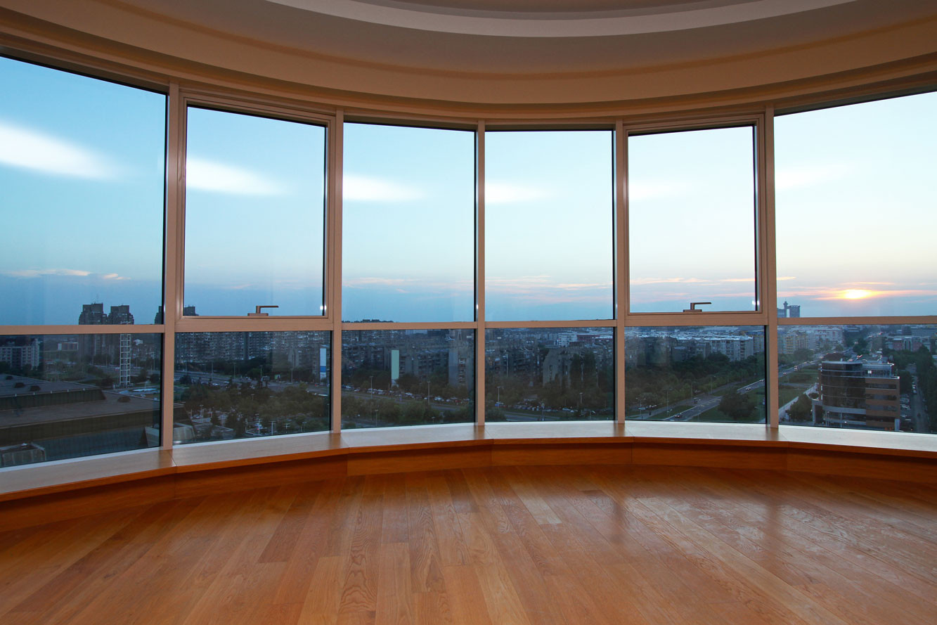 fenêtre et porte fenêtre alu battante technal